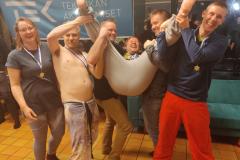 Liigan voittajajoukkue 2020: AnaaliHimmaset