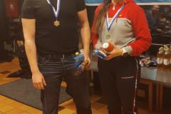 Lupaava pelaaja 2020: Kalle Tanninen & Jenna Elonen