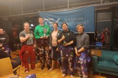 TEK Pulju Cupin voittajajoukkue 2020: TTEPO